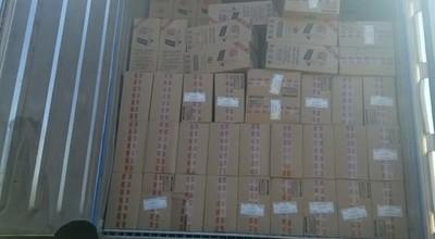 UNA MAS, cae 45 mil gruesas de cigarrillos producidos por TABESA