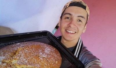 Will Fretes contó que se volvió fanático de la cocina