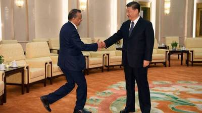 """China, Rusia y la Unión Europea expresaron su """"profunda preocupación"""" por la suspensión de fondos de EEUU para la OMS"""