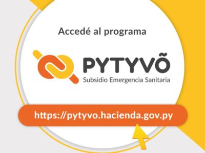 Programa Pytyvô: Se extiende hasta el viernes el plazo para la inscripción