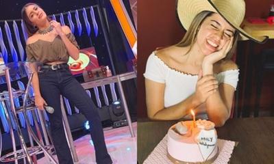 """Mili la ex """"Kchorrita"""" celebra sus 25 años"""