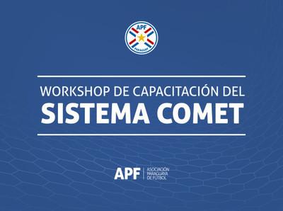 Se realizó el workshop del sistema COMET