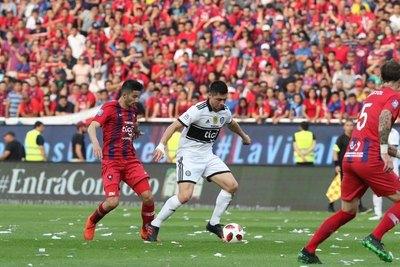 Los cinco equipos más 'posesivos' del fútbol paraguayo
