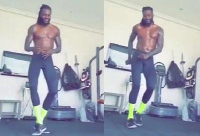 El pegadizo reto de Adebayor se hace viral