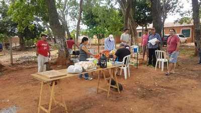 Batalla contra el hambre en las comunidades