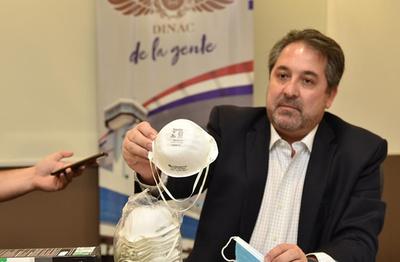 Édgar Melgarejo renuncia como titular de la Dinac