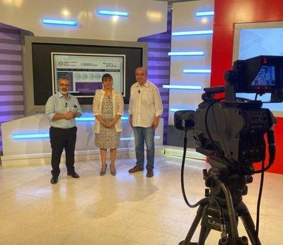 Paraguay TV facilita educación a distancia y entretenimiento durante la cuarentena