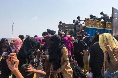 Bangladés halla 60 rohinyás muertos en barco tras semanas a la deriva