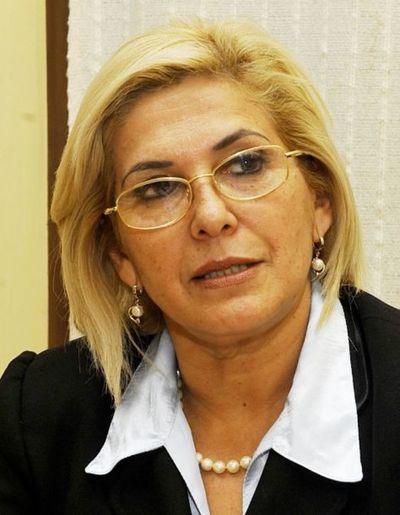 Alvarenga, nueva líder llanista