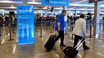 Más de 2.900 argentinos volverán a su país hasta el 26 de abril