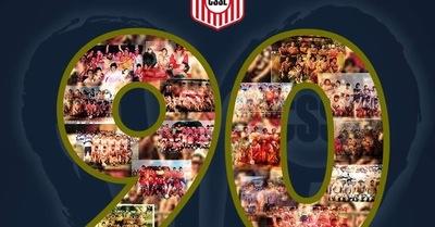 90 años del Sportivo San Lorenzo