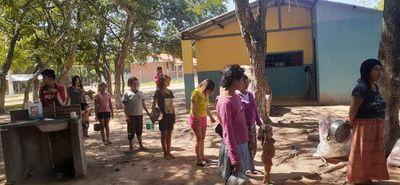 Artesanos de Areguá organizan olla popular