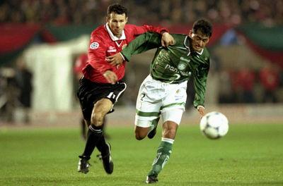 Dos paraguayos en el equipo ideal del siglo de Palmeiras