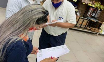 Intervienen supermercados ante presunta sobrefacturación