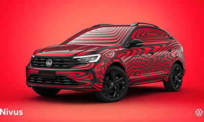 Nivus, el SUV coupé de Volkswagen en fase final de pruebas