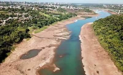 """""""El Niño Neutro"""" seguirá afectando producción de energía eléctrica y navegabilidad del río Paraná"""