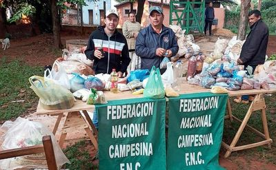 Agricultores solidarios