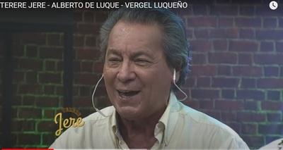 """Fallece Alberto de Luque, """"Archiduque de la Canción"""""""