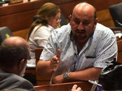 Édgar Ortiz, otro diputado sin fueros para someterse a la Justicia