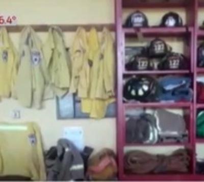 Bomberos están sin recursos en Minga Guazú