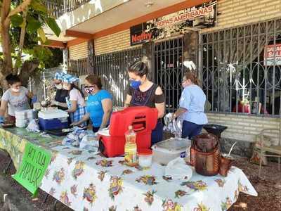 Barrio Santa Lucía: Solidaridad en acción