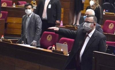 HOY / Asumió suplente del diputado Miguel Cuevas en la Cámara Baja