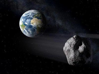 El 29 de abril un asteroide pasará muy cerca de la Tierra