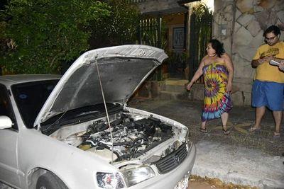 Llamativo robo de baterías de vehículos en Sajonia