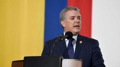 El presidente Iván Duque extendió la cuarentena hasta el 11 de mayo en Colombia