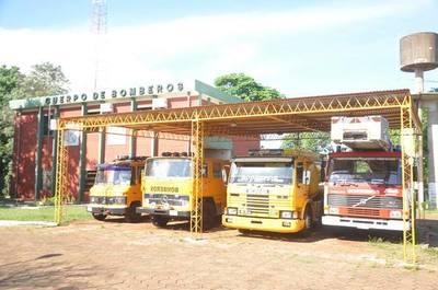 Bomberos de CDE piden colaboración para garantizar servicios