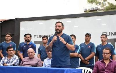 HOY / Entrenadores de escuelas de fútbol se solidarizan con Mario Grana