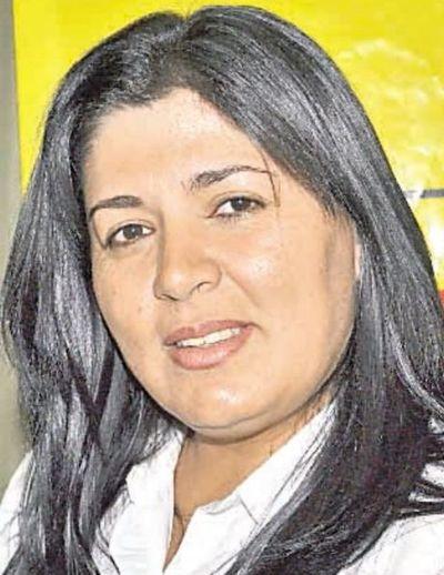 Juzgado admite imputación y convoca a diputada Del Pilar Medina