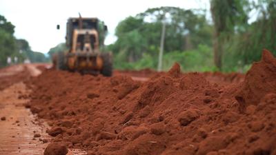 100.000 pobladores de varios distritos de Central se beneficiarán con nuevos caminos