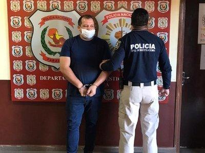 CDE: Capturan a sospechoso de participar en atraco a cambista