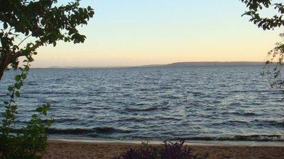 La cuarentena hace que el lago Ypacaraí se recupere
