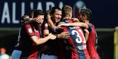 Otro gol de Ropero en Italia
