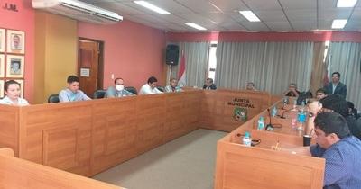 Mañana será la primera sesión virtual de la Junta Municipal