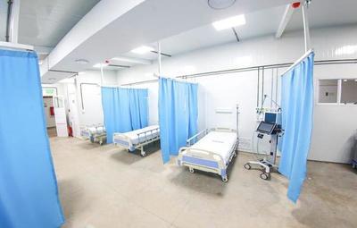 Inauguran segundo hospital de contingencia para pacientes con Covid-19