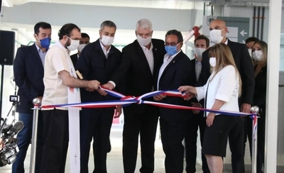 HOY / Habilitan segundo hospital de contingencia del Covid-19