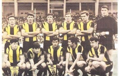 HOY / Medio siglo atrás terminaba el invicto más largo de la Libertadores