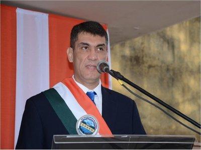 Gobernador de Amambay pide abrir las fronteras con Brasil