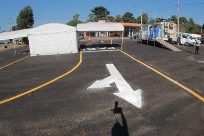 Habilitado nuevo puesto de test rápido de COVID-19 en San Lorenzo