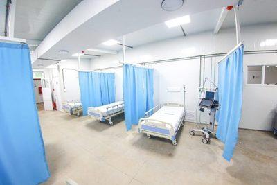 Inaugura segundo hospital de contingencia contra el COVID-19