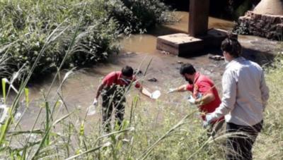 HOY / El lago Ypacaraí se purifica y examinan estado de sus demás afluentes