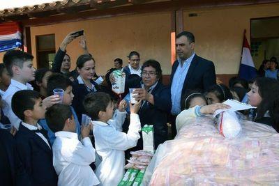 Ministerio de la Niñez pide descentralizar acciones para que alimentos lleguen a niños