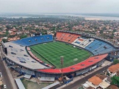 Todos los partidos en Asunción y sin VAR