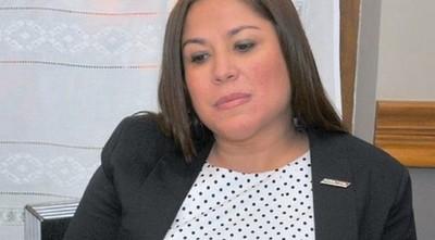 PATRICIA SAMUDIO RENUNCIA A SU CARGO DE PRESIDENTA DE PETROPAR