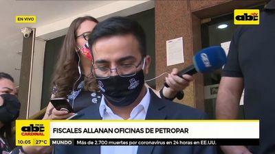 Petropar: oñepyrû ramo ha Samudio ochikanea omboyke fiscal-kuéra