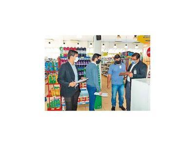 Intervienen los comercios   por  remarcar precios en Cambyretá