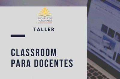 Capacitan a docentes para clases virtuales, ante gran cantidad de interesados realizarán nuevo llamado